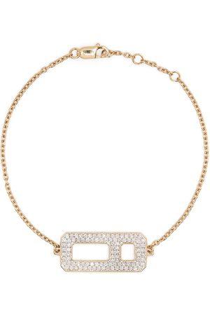 AS29 Damen Armbänder - 18kt Gelbgold-Kettenarmband