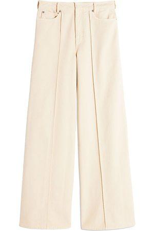 Victoria Victoria Beckham Weite High-Rise-Jeans