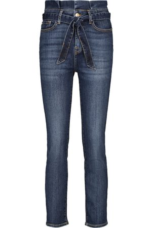 7 for all Mankind Paperbag-Jeans