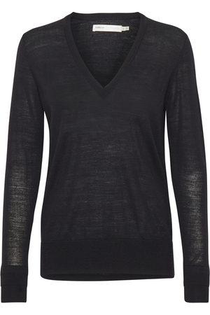 INWEAR Nora V-neck Pullover , Damen, Größe: 2XL