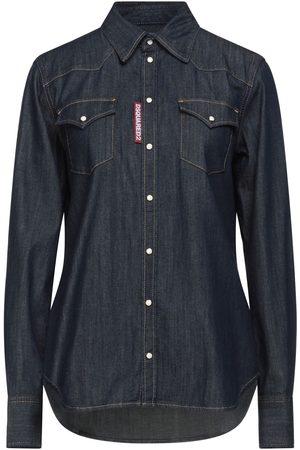 DSQUARED2 DENIM - Jeanshemden