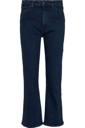 3x1 High-Rise Jeans Emma Sneaker