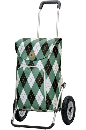 Andersen Shopper Damen Shopper - Royal Shopper Arik Einkaufstrolley 57 cm