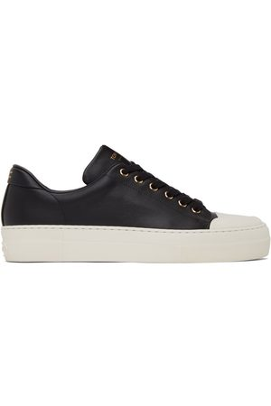 TOM FORD Black City Grace Low Sneakers