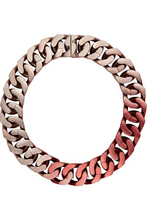Givenchy Pink Medium Shading G Chain Necklace