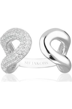 Sif Jakobs Jewellery Ring Capri Due Ring silber