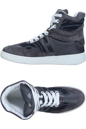 KATIE GRAND LOVES HOGAN Damen Sneakers - SCHUHE - High Sneakers & Tennisschuhe