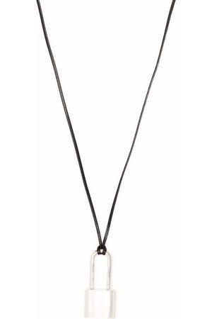 AMBUSH Halsketten - Halskette mit Schlossanhänger