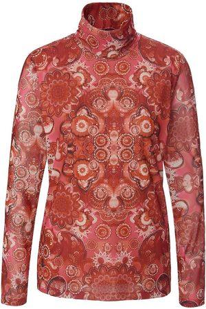Looxent Rollkragen-Shirt pink