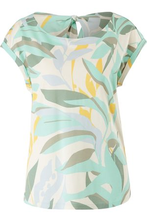 s.Oliver Damen T-Shirts, Polos & Longsleeves - T-Shirt