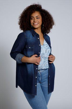 STUDIO UNTOLD Jeans Hemd, Damen