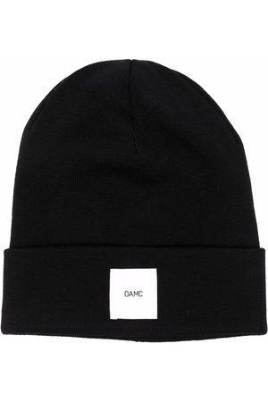 OAMC Mütze mit Logo-Patch