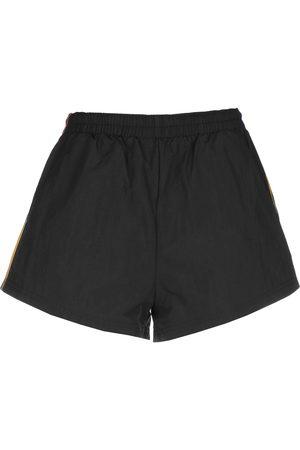 adidas Adicolor 3D Trefoil Damen Shorts