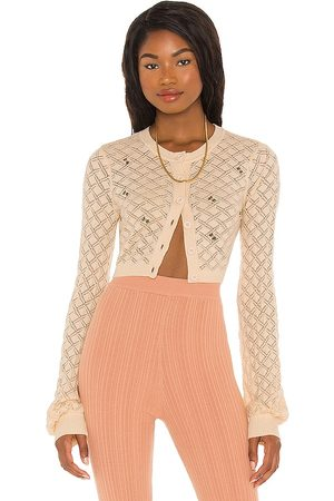 LPA Daphne Embroidered Cardigan in . Size XS, S, M.