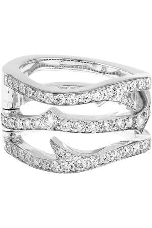 STEPHEN WEBSTER Damen Ringe - 18kt Weißgoldring mit Diamanten