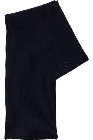 MAISON MARGIELA Herren Schals - Schal Aus Baumwolle Und Wolle