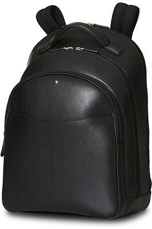 Mont Blanc Sartorial Backpack Medium 3 Comp Black
