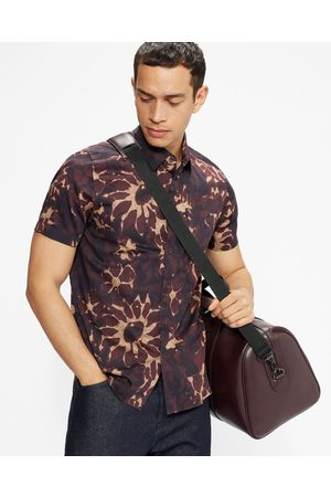 Ted Baker Saffiano Leather Holdall