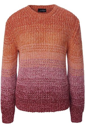 Looxent Rundhals-Pullover pink