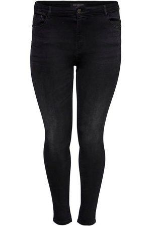 Carmakoma Skinny-fit-Jeans »Laola« High Waisted
