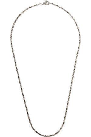 David Yurman Herren Halsketten - Box Chain' Halskette aus Sterlingsilber
