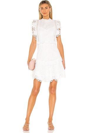 Saylor Sigrid Mini Dress in . Size S, XS, M.