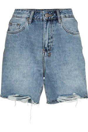 Ksubi Racer Jeans-Shorts