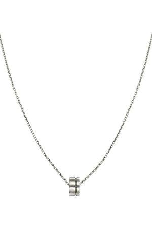 Christofle Herren Halsketten - Graphik Halskette