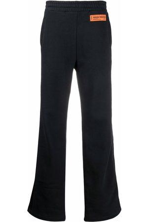 Heron Preston Logo-tape track pants