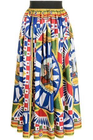 Dolce & Gabbana Rock mit Print