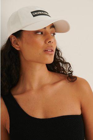 Calvin Klein Organic Institutional Cap - White