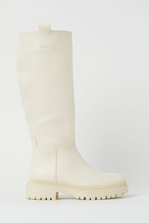 H&M Kniehohe Stiefel