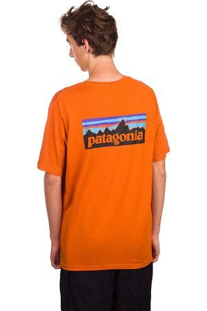 Patagonia P6 Logo Organic T-Shirt