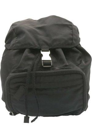 Prada Vintage Rucksack , unisex, Größe: One size