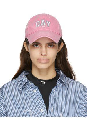 Balenciaga Pink 'Gay Pride 2021' Cap