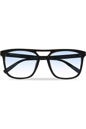 Saint Laurent Herren Sonnenbrillen - SL 455 Photochromic Sunglasses Shiny Black