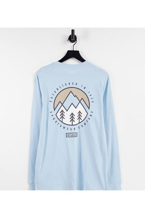 Columbia – Cades Cove – Langärmliges Shirt in – exklusiv bei ASOS