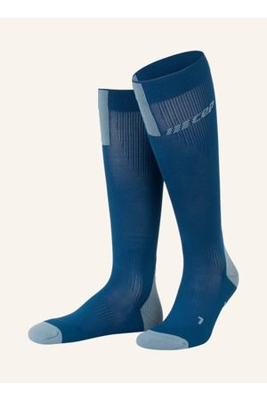 CEP Damen Sport BHs - Running-Socken Compression 3.0 blau