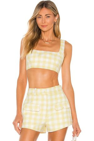 Camila Coelho Clarisse Top in . Size XS, S, M, XL.