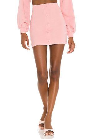 Camila Coelho Laurell Mini Skirt in . Size XXS, XS, S, M, XL.