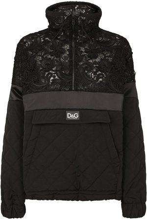 Dolce & Gabbana Pullover mit Einsatz