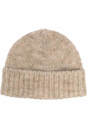 Maison Margiela Damen Hüte - Gerippte Beanie