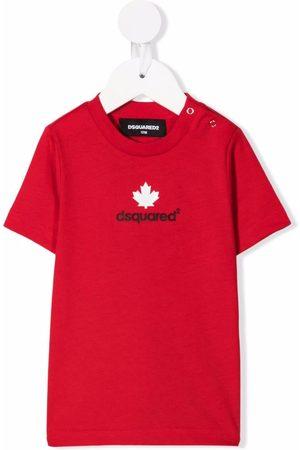 Dsquared2 T-Shirt mit Logo-Print