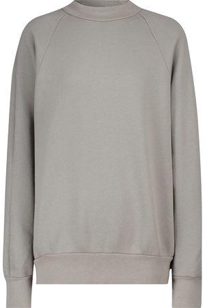 Les Tien Pullover aus Baumwoll-Fleece