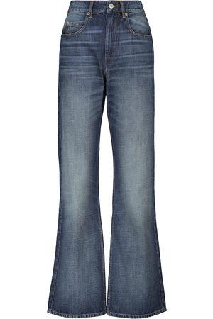 Isabel Marant, Étoile High-Rise Bootcut Jeans Belvira