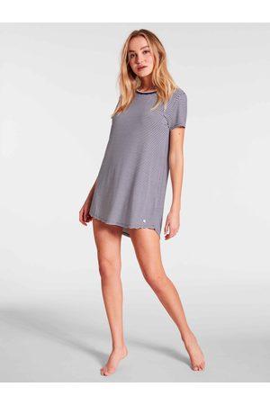 TOM TAILOR Nightwear Kurzarm-Nachthemd