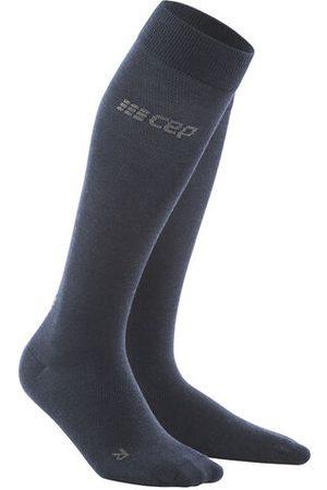 CEP Kompressionssocken für Damen - Allday Recovery Compression Socks, dark blue, II