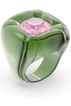 Swarovski Fingerring »Dulcis Cocktail Ring, 5610803,5609721/-1579/-9723/-9726, 5610804,5609725/-1542/-9724/-9722«, mit ® Kristall