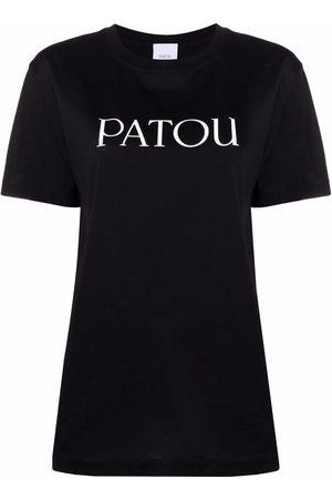 Patou Damen T-Shirts, Polos & Longsleeves - T-Shirt mit Logo-Print