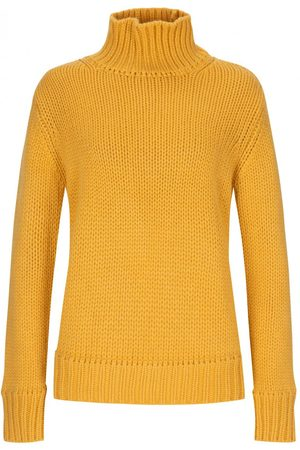 Stephan Boya Cashmere-Pullover für Damen von in Senfgelb. Das Modellüberzeugt dank hochwertiger Cashmere-Verarbeitung mit besonders.... Mehr Details bei Lodenfrey.com